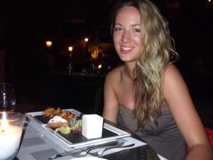 Fine dining at L'Orangerie