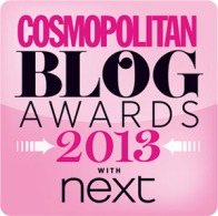 Cosmo Blog Award Shortlisted Blog