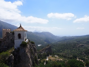 Stunning scenery can be found in the province of Alicante
