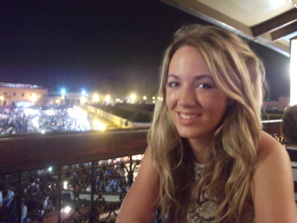 Jemaa el-Fna Square Marrakech