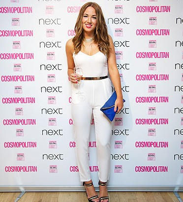 Last year at The Cosmo Blog Awards 2013
