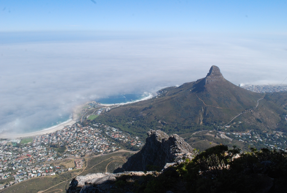 Table Mountain - things to do in Cape Town