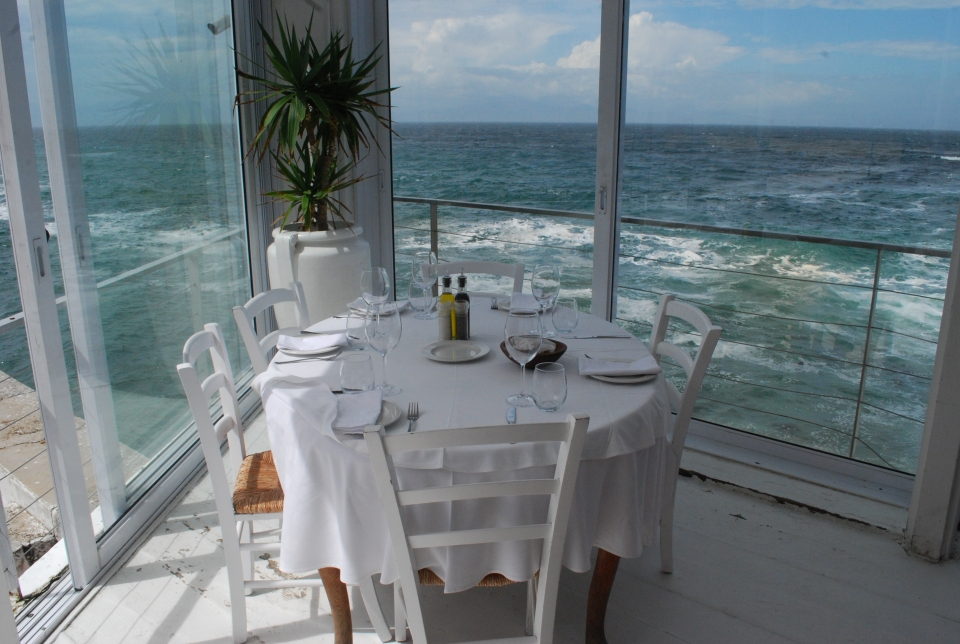 things to do in Cape Town - Harbour House Restaurant