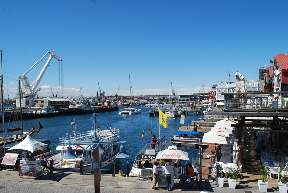 things to do in Cape Town - Waterfront