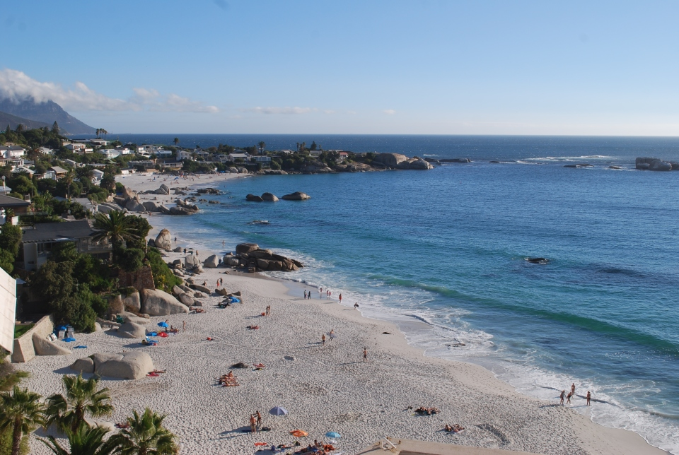 things to do in Cape Town - Clifton Beach