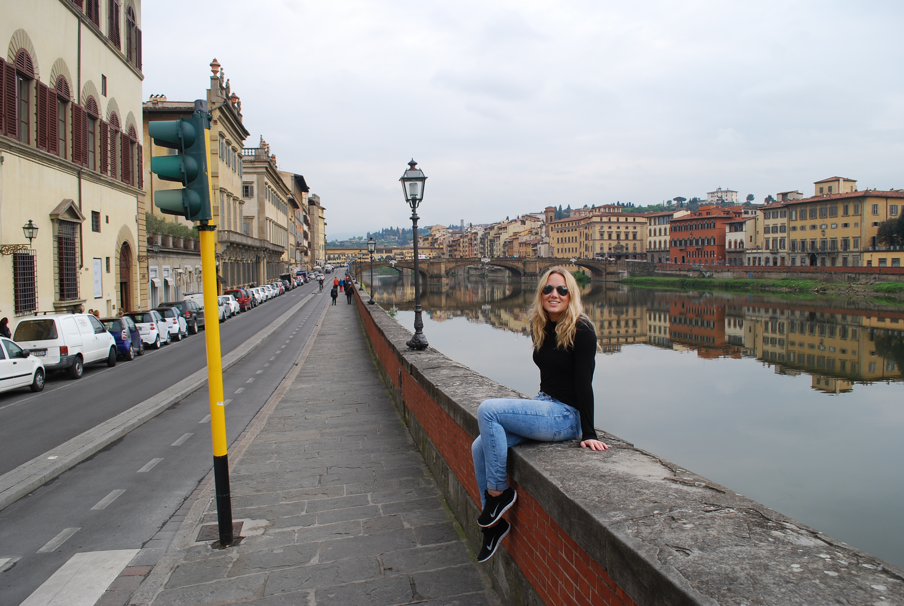 City Of Florence: A Romantic City Guide To Florence, Italy